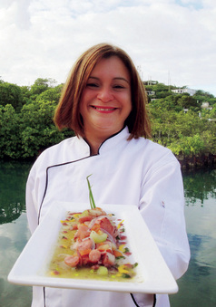 Chef Susie Hebert